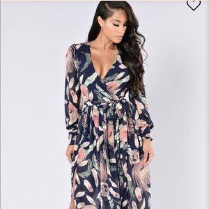 Fashion nova Brunch Date Dress
